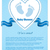 bebê · chuveiro · vetor · forma · de · coração · família - foto stock © vipervxw
