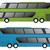 blu · città · bus · coach · business · trasporto - foto d'archivio © vipervxw