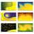 パック · 名刺 · デザイン · 明るい · 黄色 - ストックフォト © vipervxw