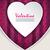 Валентин · день · приветствие · розовый · полосатый - Сток-фото © vipervxw