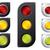 信号 · 緑 · ランプ · 現実的な · 信号 · 実例 - ストックフォト © vipervxw