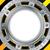metallic cogwheel background stock photo © vipervxw