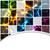 renkli · plazma · daire · etki · stok · vektör - stok fotoğraf © vipervxw