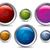 iconos · de · la · web · rojo · popular · mundo · lápiz - foto stock © vipervxw