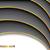 抽象的な · 金 · 青 · 白 · 壁紙 · デジタル - ストックフォト © vipervxw