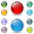 Blauw · paars · vector · communie · web - stockfoto © vipervxw