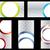 クール · 新しい · 名刺 · セット · 5 · ビジネス - ストックフォト © vipervxw