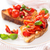 italian food bruschetta stock photo © vitalina_rybakova