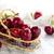 fresh ripe cherries stock photo © vitalina_rybakova