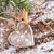 karácsony · dekoráció · fából · készült · szívek · textúra · szeretet - stock fotó © vitalina_rybakova