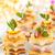 フライド · チーズ · 魚 · 緑 · サラダ · ケーキ - ストックフォト © vitalina_rybakova