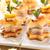 ハム · サラダ · 前菜 · ミニ · スライス - ストックフォト © vitalina_rybakova