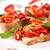 Italiaans · eten · bruschetta · heerlijk · Italiaans · kerstomaatjes · basilicum - stockfoto © Vitalina_Rybakova