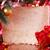 keret · karácsony · nap · ajándék · régi · pergamen · fókusz - stock fotó © Vitalina_Rybakova