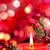 christmas decoration with candle stock photo © vitalina_rybakova