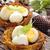 gekookt · aardappel · kom · tabel · glas · restaurant - stockfoto © vitalina_rybakova