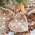 Рождества · украшение · сердцах · текстуры · любви - Сток-фото © Vitalina_Rybakova