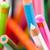 colorato · matite · primo · piano · acqua · bolle · studente - foto d'archivio © vitalina_rybakova