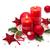 Рождества · орнамент · украшение · свечу · изолированный · белый - Сток-фото © Vitalina_Rybakova