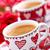 кофе · день · роз · цветок · свадьба - Сток-фото © Vitalina_Rybakova