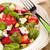 ıspanak · salata · yemek · fotoğraf · plaka - stok fotoğraf © vitalina_rybakova
