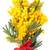 tak · shot · bloemen · geïsoleerd · witte - stockfoto © Vitalina_Rybakova