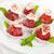 Strawberry dessert. stock photo © Vitalina_Rybakova