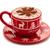 Hot chocolate for Christmas day. stock photo © Vitalina_Rybakova