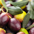 fresh olives background stock photo © vitalina_rybakova