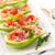 gevuld · avocado · dienblad · tonijn · ui · tomaat - stockfoto © Vitalina_Rybakova