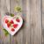 śniadanie · świeże · truskawek · tabeli · czerwony · żywności - zdjęcia stock © vitalina_rybakova