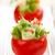 stuffed tomatoes stock photo © vitalina_rybakova