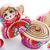 poupées · blanche · fond · art · mère - photo stock © vitalina_rybakova