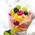 tropische · zomer · salade · vruchten · groenten · tofu - stockfoto © vitalina_rybakova