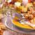 thanksgiving dinner decoration stock photo © vitalina_rybakova