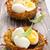 főtt · tojások · konyhaasztal · étel · természet · tojás - stock fotó © vitalina_rybakova