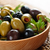 marinated olives stock photo © vitalina_rybakova