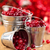 Cranberries in buckets. stock photo © Vitalina_Rybakova
