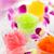 caseiro · hortelã-pimenta · sorvete · coração · foco - foto stock © vitalina_rybakova