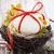 easter egg in nest stock photo © vitalina_rybakova