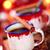 forró · kávé · csokoládé · fűszer · fogzománc · csésze - stock fotó © vitalina_rybakova