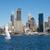 Sydney · voiliers · eau · ville · mer - photo stock © vividrange