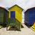 plaj · Cape · Town · Güney · Afrika · boyalı · deniz - stok fotoğraf © vividrange