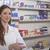 Friendly pharmacist stock photo © vizualni