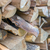 kuru · kıyılmış · yakacak · odun · doku · soyut - stok fotoğraf © vlaru