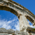 древних · амфитеатр · Хорватия · побережье · Европа · небе - Сток-фото © vlaru