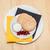 biscuits · stilleven · plaat · houten · tafel · hout · chocolade - stockfoto © vlaru