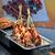 традиционный · китайский · продовольствие · жареная · курица · улице · яйцо · ресторан - Сток-фото © vlaru