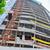bouw · lift · gebouw · business · kantoor · water - stockfoto © vlaru