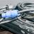青 · 電気 · プラグイン · 黒 · ケーブル · 自然 - ストックフォト © vlaru